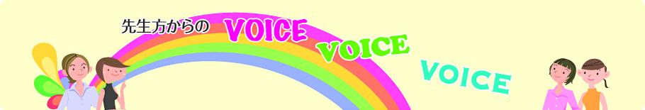 voice voice voice