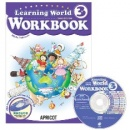 Learning World 3 CD付 ワークブック