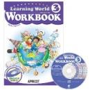 Learning World 3 WORKBOOK w/CD