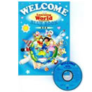 Welcome to Learning World CD付指導書