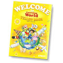 Welcome to Learning World YELLOW テキスト