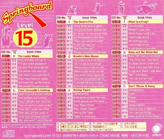 springboard15CD