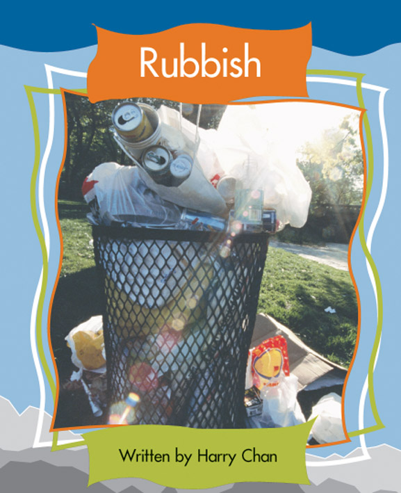 Springboard level 12 this book describes the different types of rubbish and their impact on the environment fandeluxe Gallery