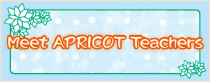 Meet APRICOT Teachers