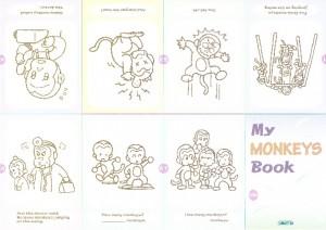 MyBookFiveLittleMonkeys