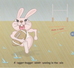 abcd chants - rugger-bugger rabbit