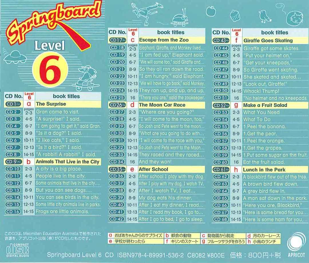 springboard5CD