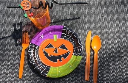 arrangement d'Halloween