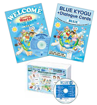 BLUE Teacher's Pack