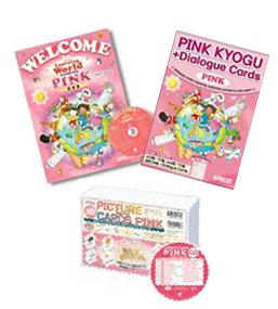 PINK Teacher's Pack